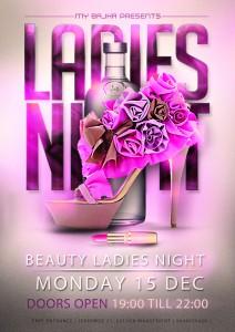 Ladies Night Flyer front jpeg