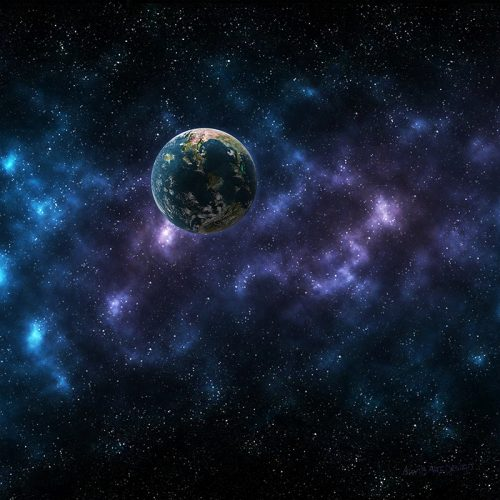 Second earth Floating