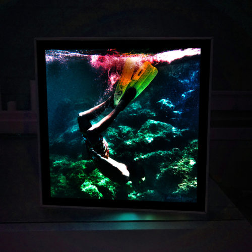 GA - Free diving 60